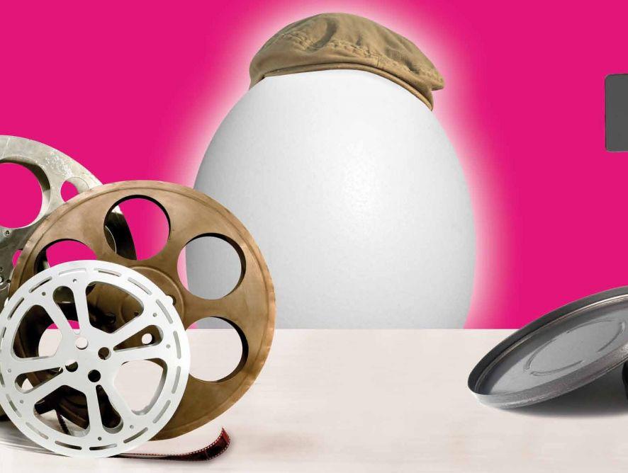 Concurso de Comunicación Audiovisual sobre el huevo