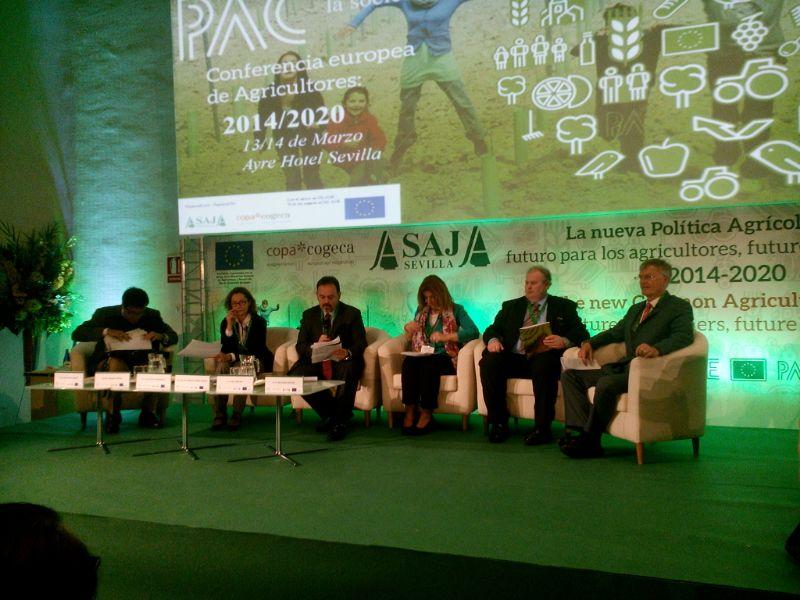"APAE, presente en la jornada ""La nueva PAC 2014-2020"" celebrada en Sevilla"