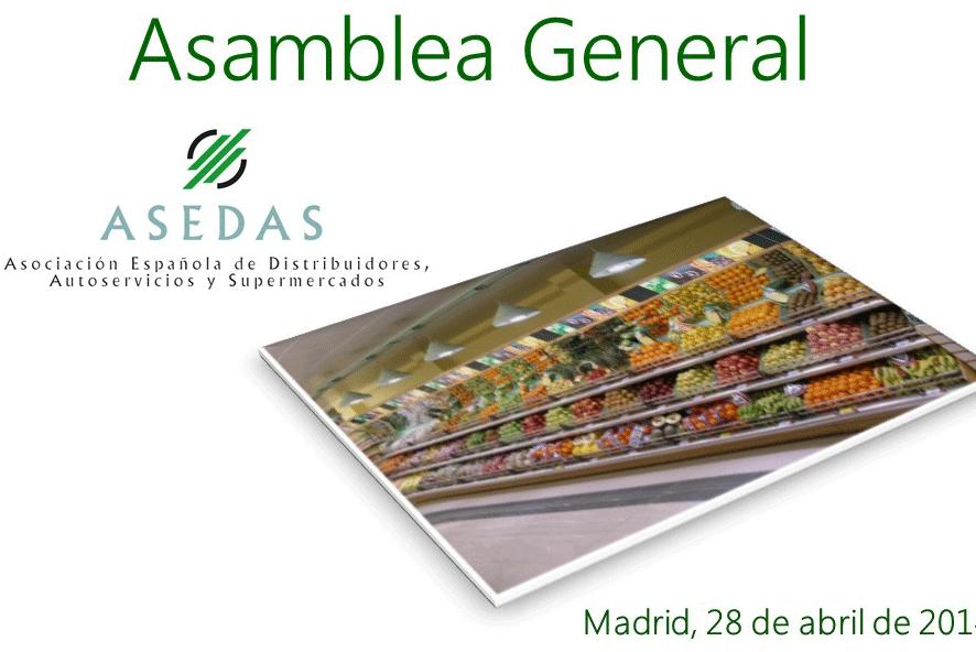 Asamblea General de Asedas