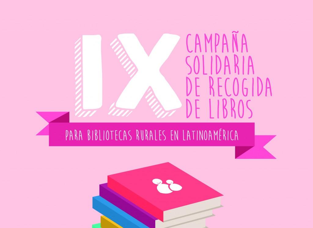 IX Campaña de recogida de libros Ayuda Justa