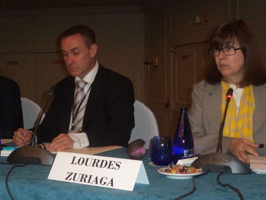 """Lourdes Zuriaga: """"Poner en valor el sector de los fertilizantes es poner en valor el campo español"""""""