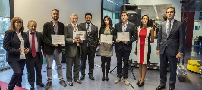 Entrega de premios periodísticos APAE 2014