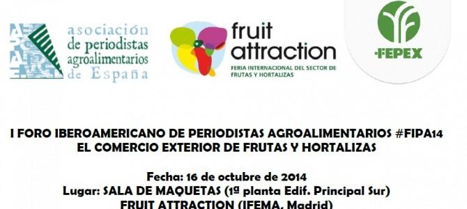 Programa Jornada #FIPA14