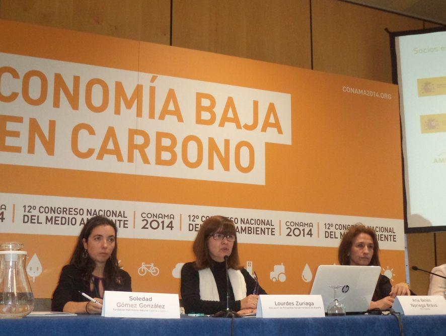 APAE participa en CONAMA 2014