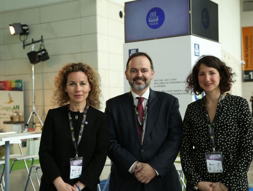 Yara Iberian y APAE alcanzan un acuerdo de colaboración para la promoción del periodismo agroalimentario