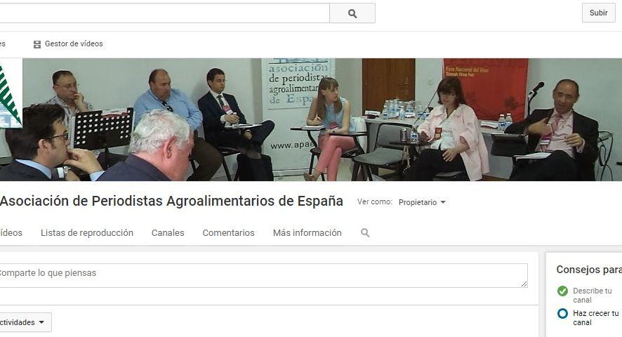 APAE estrena canal en Youtube
