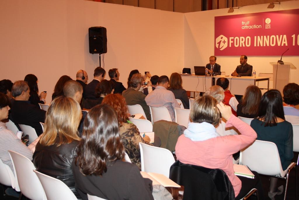 #FIPA15 confirma el interés del sector hortofrutícola por el periodismo agroalimentario