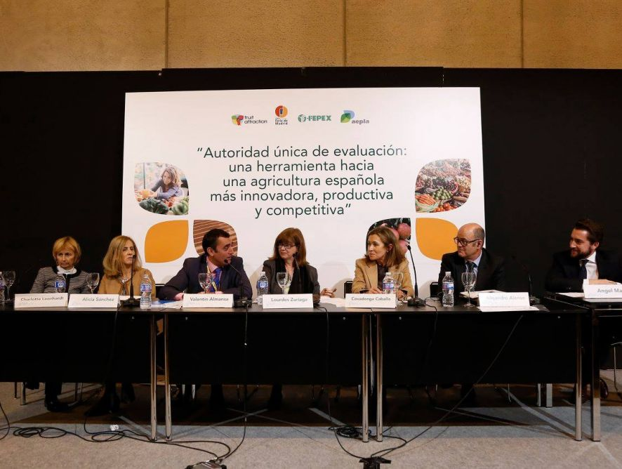 APAE participa en una jornada organizada por AEPLA en Fruit Attraction 2015