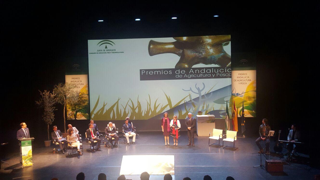 EFEAgro, premiada por la Junta de Andalucía