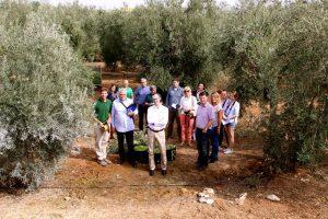 Periodistas agroalimentarios europeos visitan Andalucía