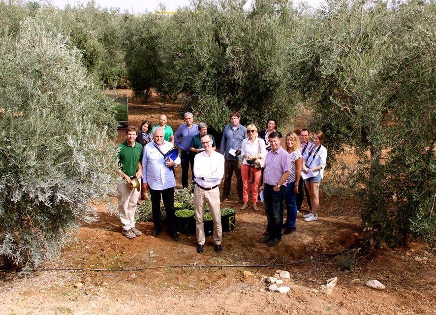 Periodistas agroalimentarios europeos visitan España de la mano de la DG-Agri y APAE