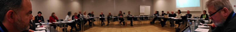 Asamblea General Anual de ENAJ celebrada durante el transcurso de Agromek (Herning, Dinamarca)