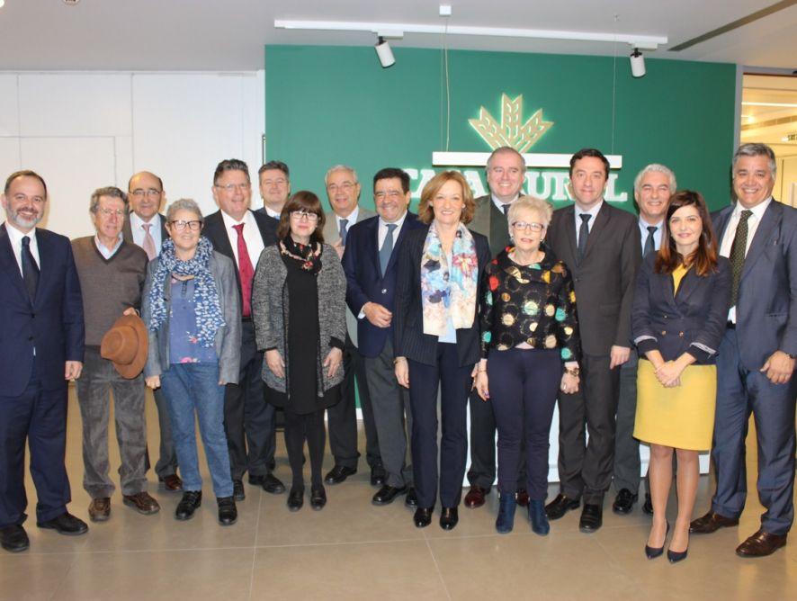 """Éxito de la jornada """"30 años de la PAC en España"""" celebrada en Sevilla"""