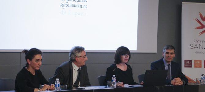 Zaragoza acoge una nueva presentación del Curso de Experto Universitario en Comunicación Agroalimentaria