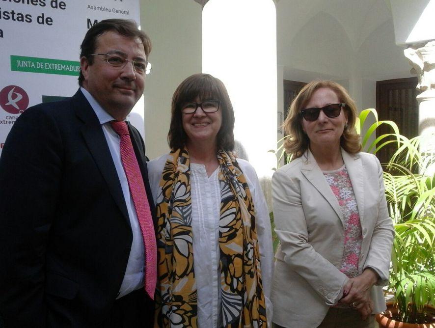 El periodismo agroalimentario, presente en la LXXVI Asamblea General de la FAPE
