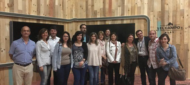 CMMedia acoge una de las clases presenciales del Curso de Experto Universitario en Comunicación Agroalimentaria
