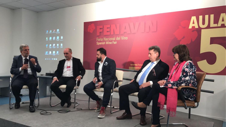 Jornada organizada por APAE en FENAVIN 2017