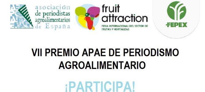 APAE convoca la séptima edición de sus premios periodísticos