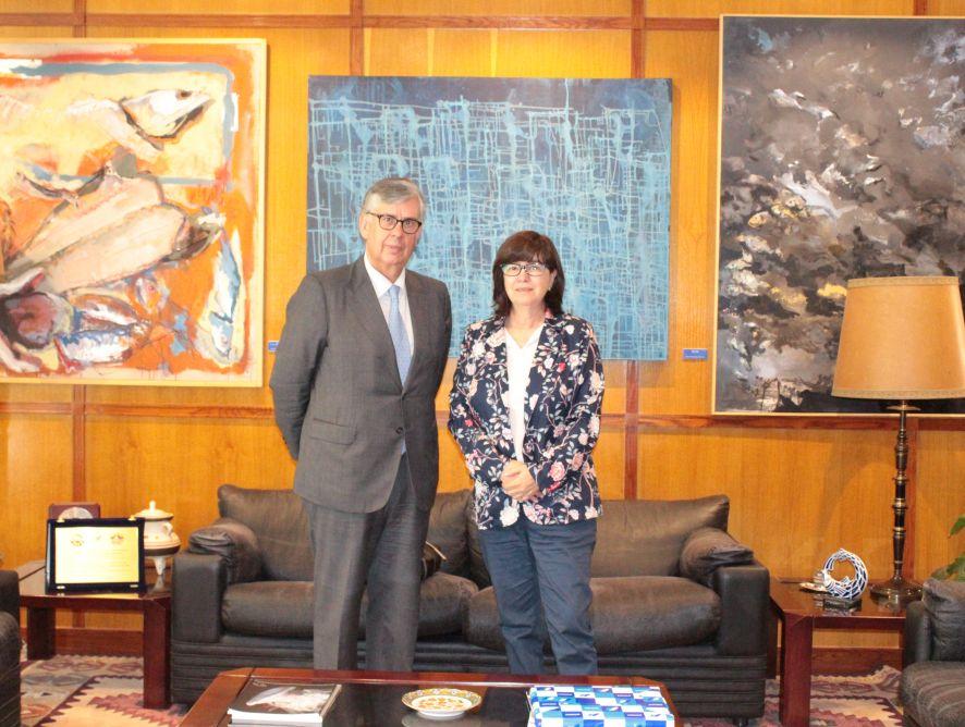 ANFACO-CECOPESCA colaborará con el Curso de Experto Universitario en Comunicación Agroalimentaria