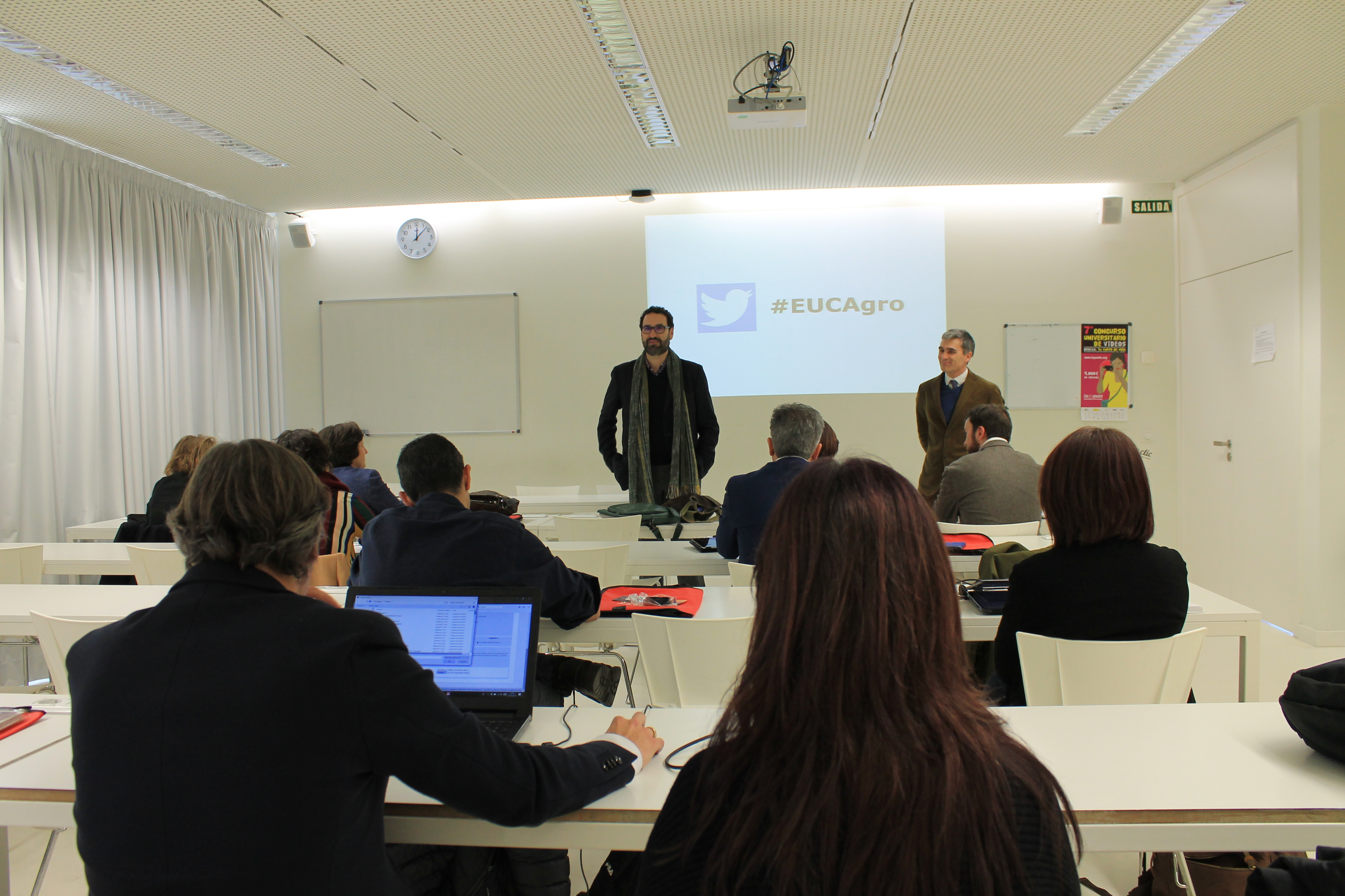 Comienza la 2ª edición del curso EUCAgro