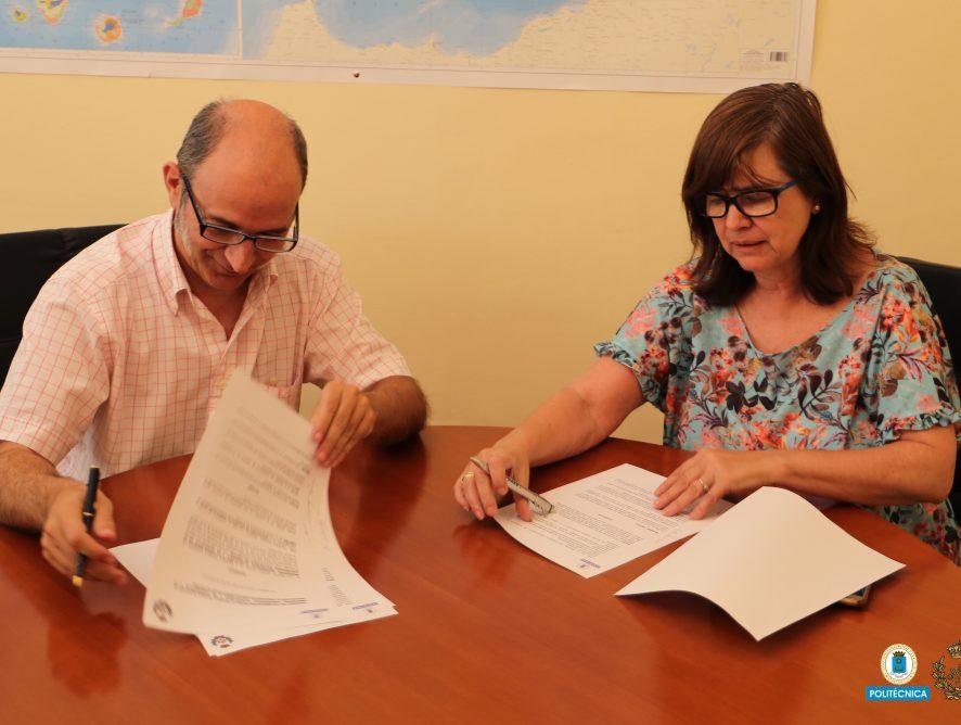 APAE y ETSIAAB renuevan su acuerdo de colaboración