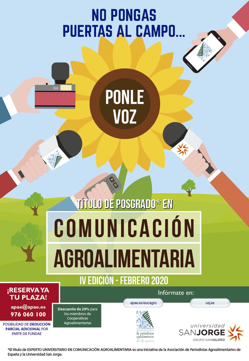 Comunicación agroalimentaria