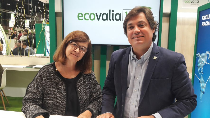 APAE y ECOVALIA estrechan lazos en Fruit Attraction
