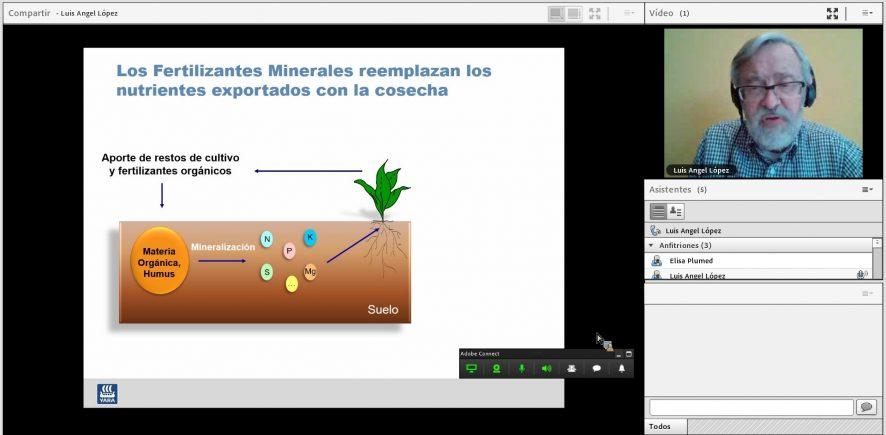 La innovación en el sector de los fertilizantes, protagonista del curso #EUCAgro