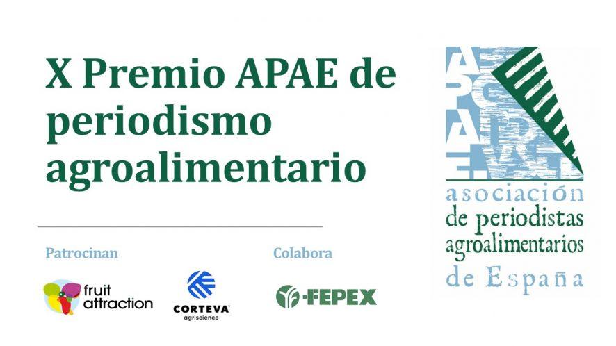 APAE celebra sus diez años de premios periodísticos incorporando una categoría de innovación