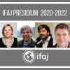 Junta Directiva de IFAJ 2020-2022