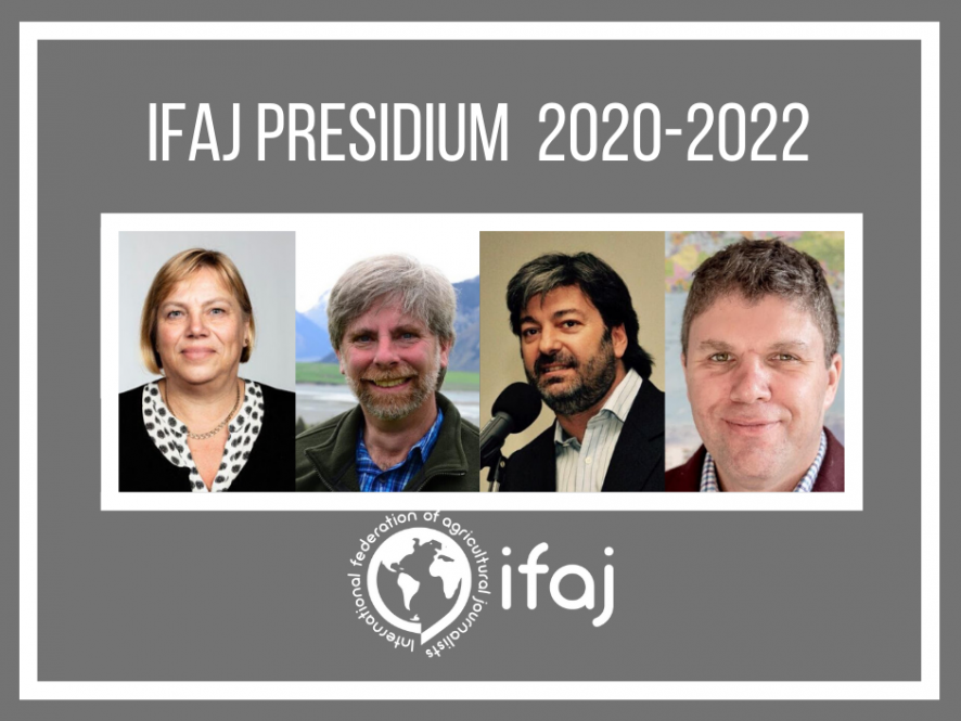 IFAJ renueva su Junta Directiva para el periodo 2020 - 2022