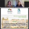 """Webinar APAE - FIVIN """"La comunicación del vino dentro de un estilo de vida saludable: retos y límites"""""""