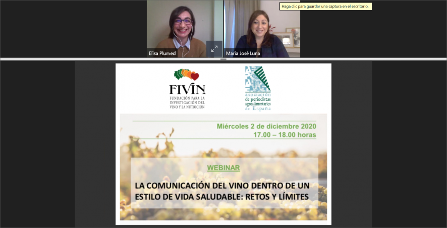 El rigor científico y periodístico en la comunicación del vino, epicentro del encuentro organizado por FIVIN y APAE