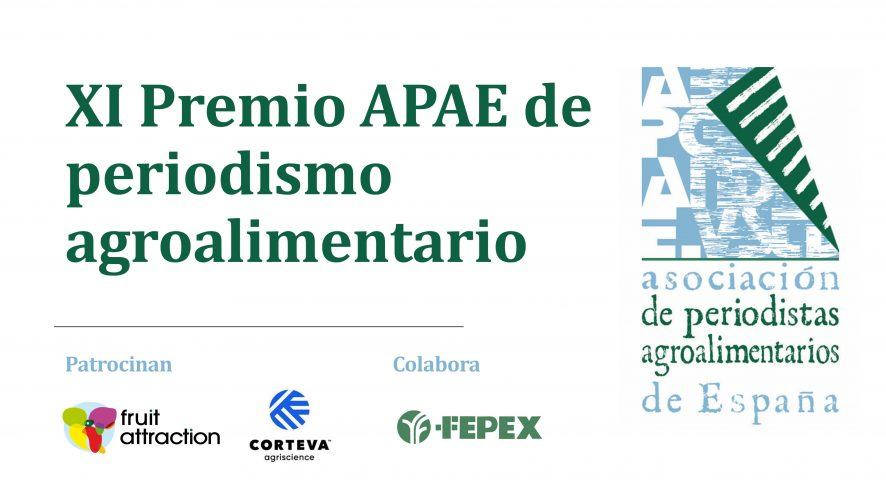 APAE convoca la undécima edición de sus premios periodísticos